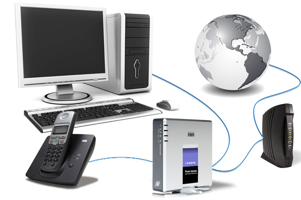 V1 VoIP dedicated switch partition services rental services
